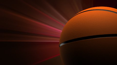Basketball Background - stock footage