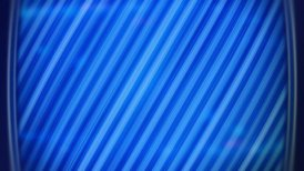 blue stripes loop techno background - motion graphic