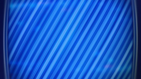 blue stripes loop techno background - stock footage