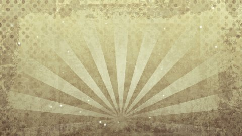 grunge sepia rays loop - stock footage