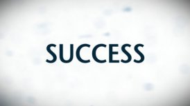 Bussiness Words White - motion graphic
