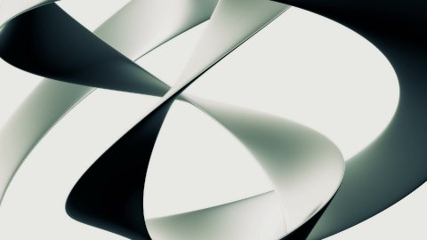 Abstract Sweep White - stock footage