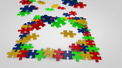 PuzzleZeminedusus HD - stock footage
