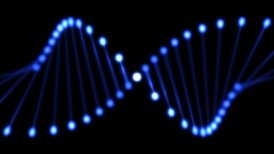 DNA - editable clip, motion graphic, stock footage