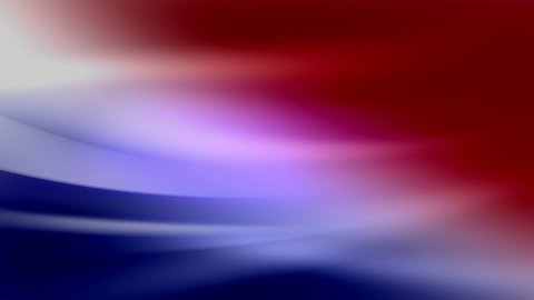 Blue Red Abstract - stock footage