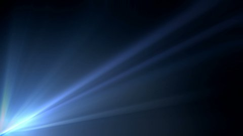 Blue Lights Background - stock footage