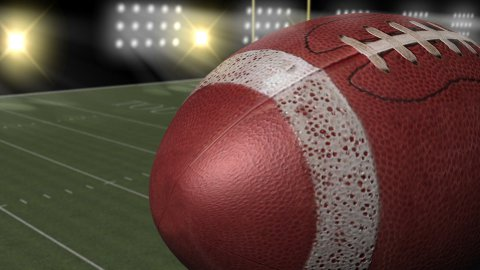 Football and Field HD - stock footage
