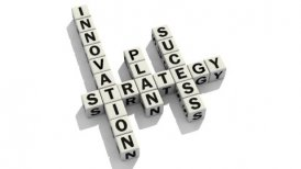 Innovation Plan Strategy Success - motion graphic