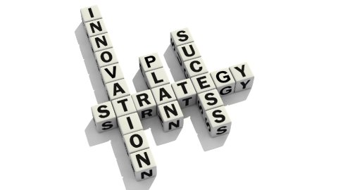 Innovation Plan Strategy Success - stock footage
