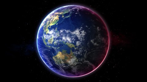 Earth_038 - stock footage