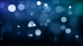 Blue defocused Particles_030 - motion graphic