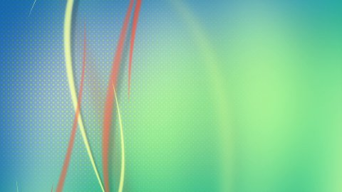 loopable motion abstract background lines flowing  - stock footage