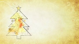 drawing christmas card last 10s are loopable - motion graphic