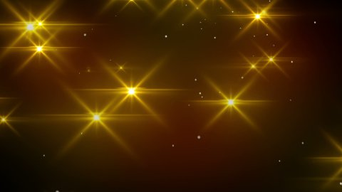 flashing light flares loopable background  - stock footage