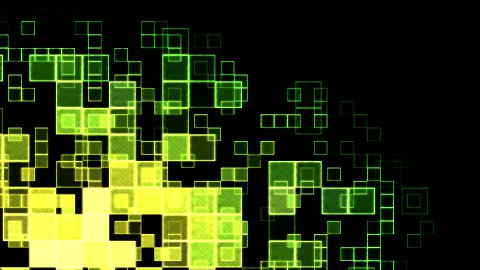 Abstract Squares Background Animation - Loop - stock footage
