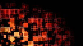 Abstract Squares Background Animation - Loop - motion graphic