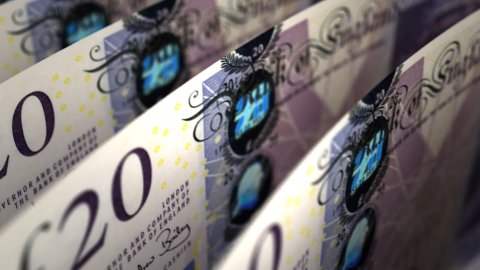Pound Close-up - stock footage