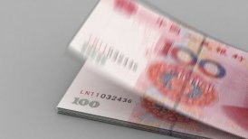 Counting Yuan - motion graphic
