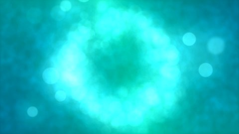 Particle Background Animation - Loop - stock footage
