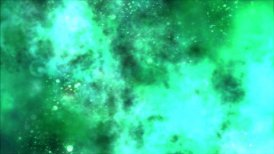 Space Travel through Star Field/Nebula - Loop - motion graphic