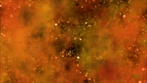 Space Travel through Star Field/Nebula - Loop - stock footage
