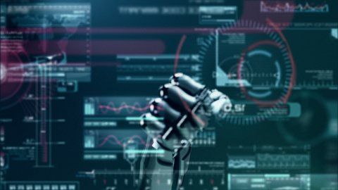 System crush - stock footage