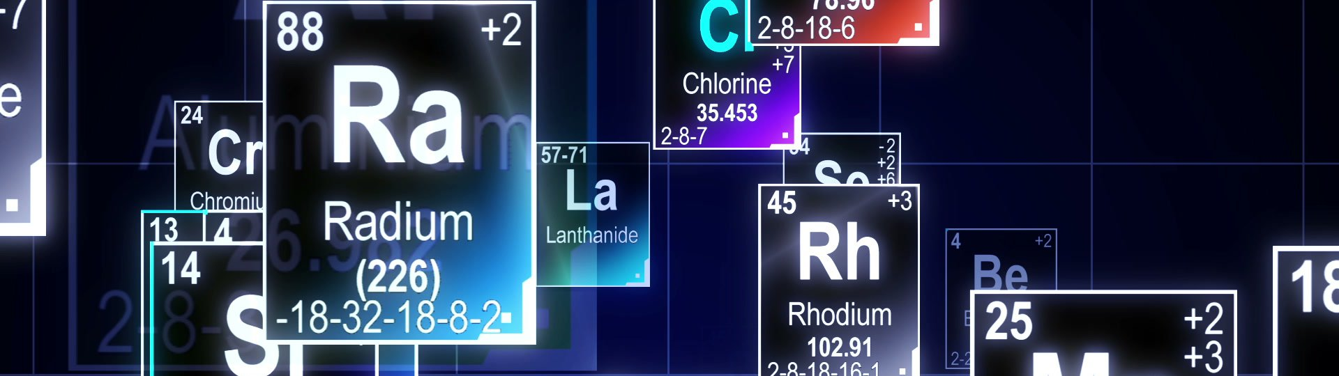 Chemistry Loop | Periodic Table of Elements - ID:18845