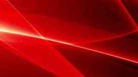 Hot red abstract background LOOP - motion graphic
