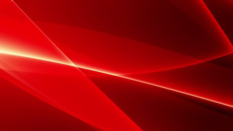 Hot red abstract background LOOP - stock footage