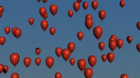 db colorful balloons 04 hd1080 red - motion graphic