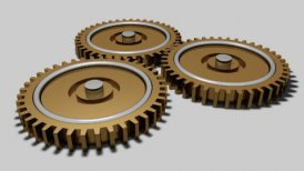 db gears 04 hd1080 - motion graphic