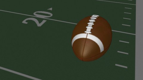db football 02 hd1080 - stock footage