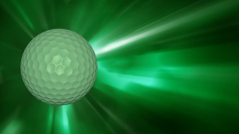 db golfball 04 hd1080 - stock footage