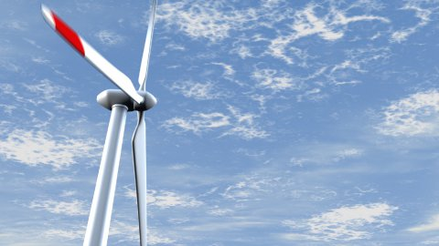 db turbine 02 hd1080 - stock footage