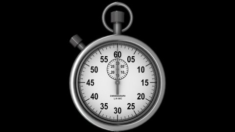 db 20 second stopwatch 02 hd1080 - stock footage