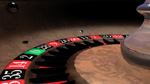 db roulette wheel 02 hd1080 - stock footage