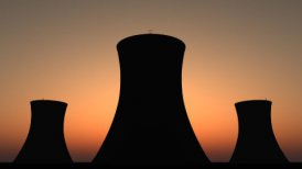 db nuclear sunset 01 hd1080 - editable clip, motion graphic, stock footage