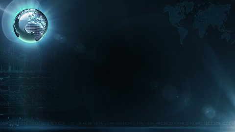 Global business. - stock footage