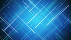 crossed blue stripes loopable background - motion graphic