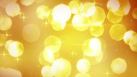 golden glitters festive loopable background