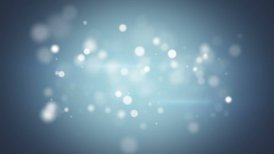 silver blue bokeh lights clean loopable background