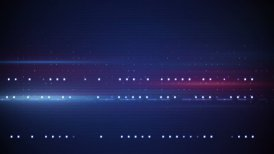 flashing stripes techno loop background - motion graphic