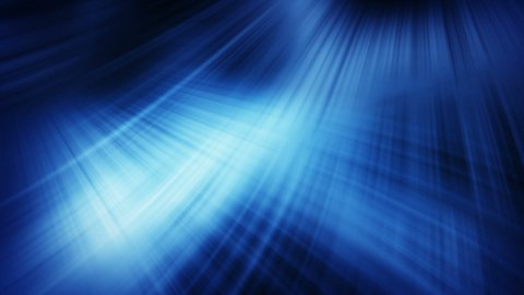 blue light flashes abstract loop background - stock footage