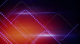 abstract cyber lines loopable background