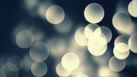 pastel bokeh lights loopable background - stock footage