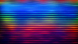 multicolored flashing lines loopable background