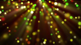 colorful shiny glitter circles loopable background - motion graphic