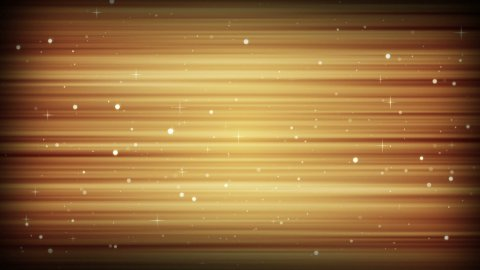 gold particles and fractal lines loop background - stock footage