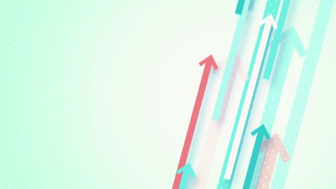 arrow strips loopable background - stock footage