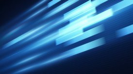 blue stripes fast motion loopable background - motion graphic